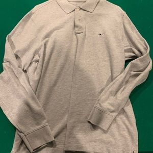 Vineyard Vines Long Sleeve Polo